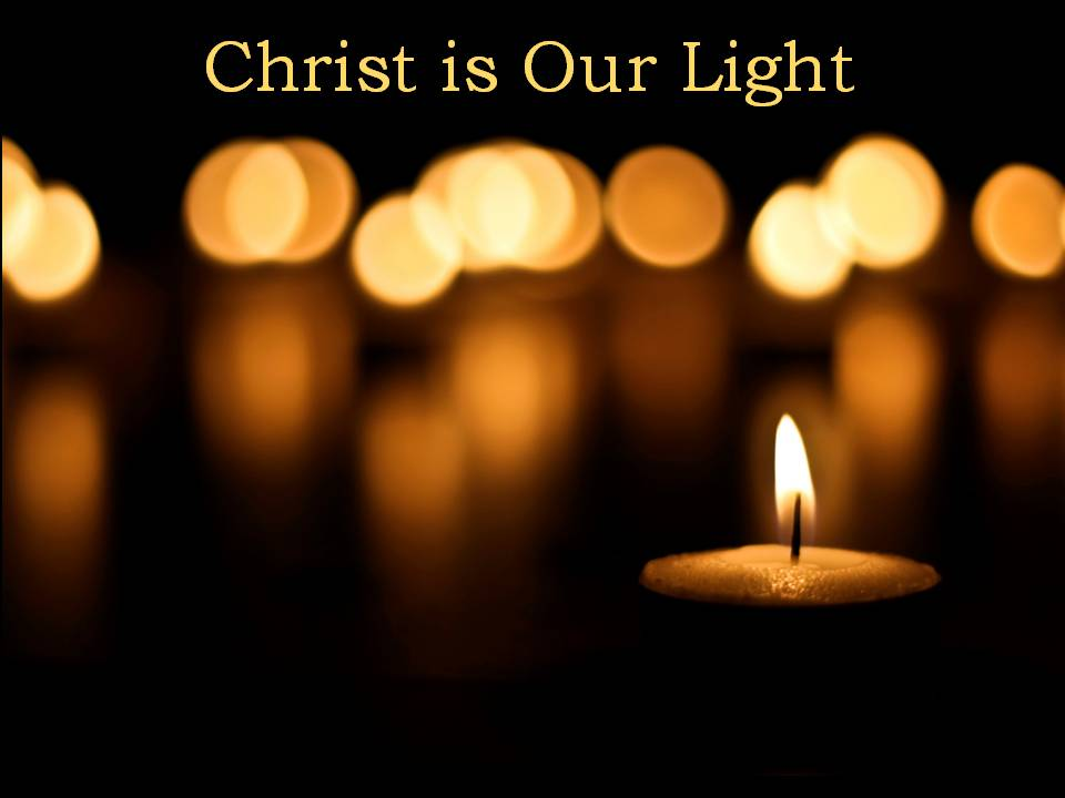 Christ is our light emmanuel mennonite church for Lamp and light ministries